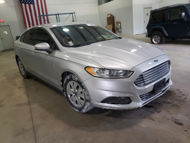 Vehiculos salvage en venta de Copart Lufkin, TX: 2013 Ford Fusion S