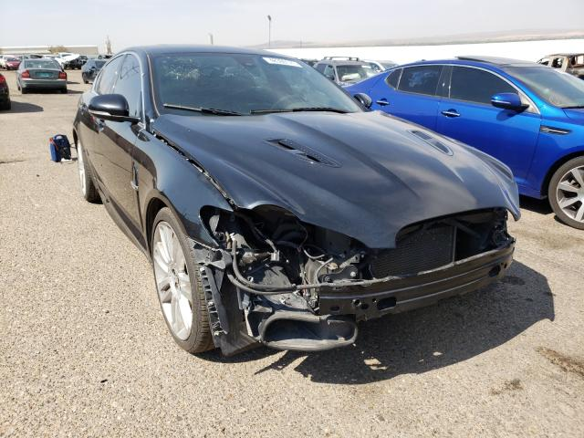 Salvage cars for sale from Copart Albuquerque, NM: 2011 Jaguar XF R