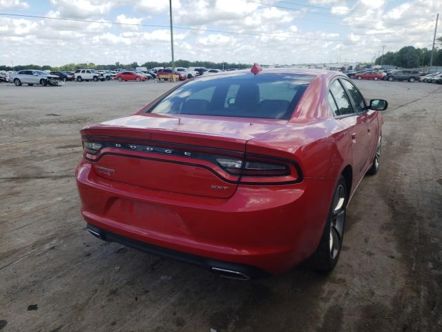 2016 DODGE CHARGER SX 2C3CDXHG4GH152806