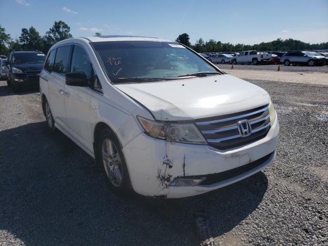 Honda Odyssey salvage cars for sale: 2011 Honda Odyssey