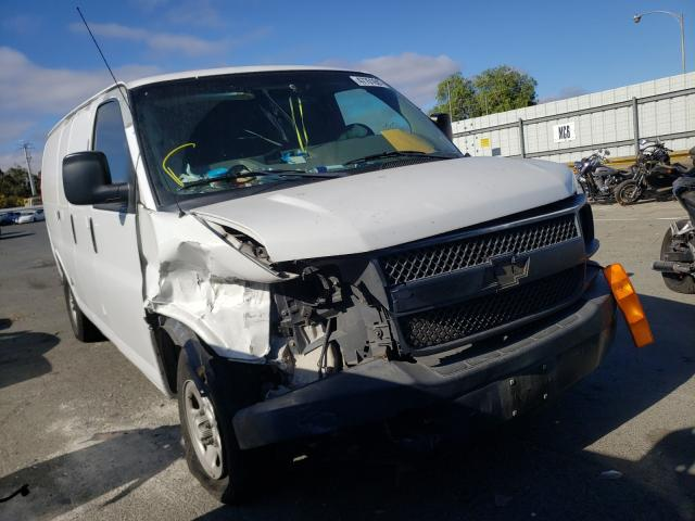 Salvage cars for sale from Copart Martinez, CA: 2006 Chevrolet Express G1
