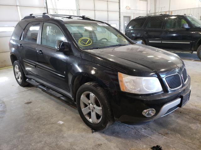 Salvage cars for sale from Copart Columbia, MO: 2007 Pontiac Torrent