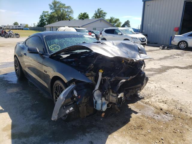 Salvage cars for sale from Copart Sikeston, MO: 2016 Ford Mustang GT