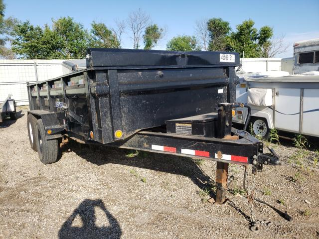 Salvage trucks for sale at Pekin, IL auction: 2018 Load Trailer