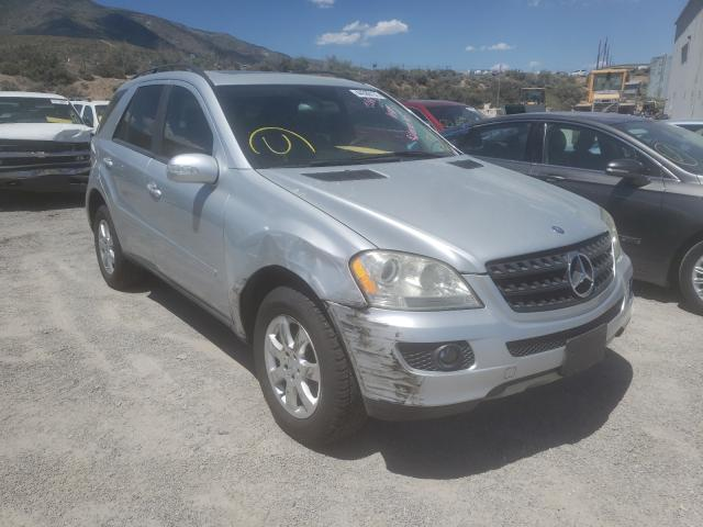 Salvage 2006 MERCEDES-BENZ M-CLASS - Small image. Lot 44388131