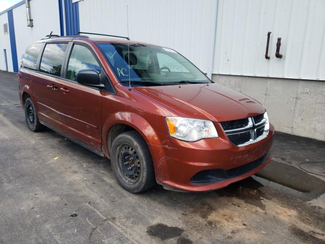 Salvage cars for sale from Copart Moncton, NB: 2012 Dodge Grand Caravan