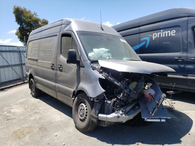 Mercedes-Benz Sprinter 2 salvage cars for sale: 2019 Mercedes-Benz Sprinter 2