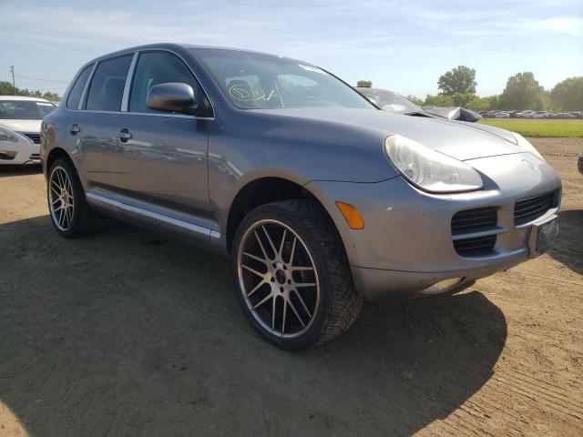 Porsche Cayenne salvage cars for sale: 2006 Porsche Cayenne