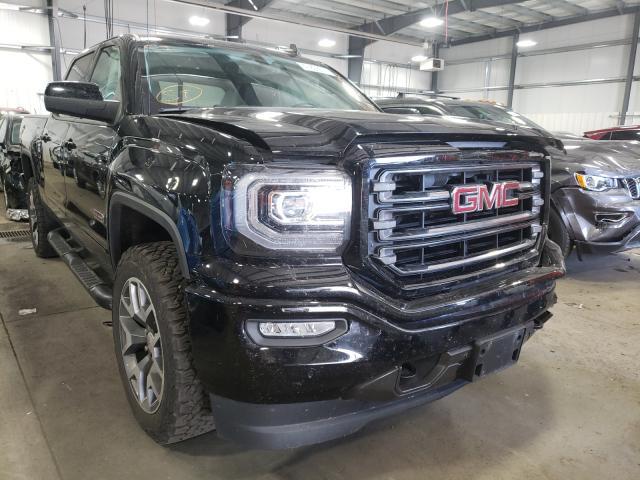 Vehiculos salvage en venta de Copart Ham Lake, MN: 2017 GMC Sierra K15
