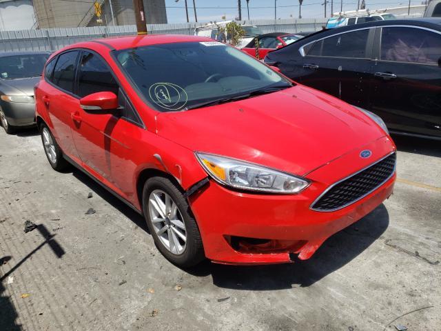 Vehiculos salvage en venta de Copart Wilmington, CA: 2017 Ford Focus SE