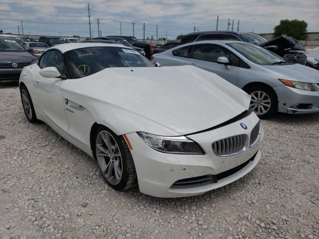 BMW Vehiculos salvage en venta: 2016 BMW Z4 SDRIVE3