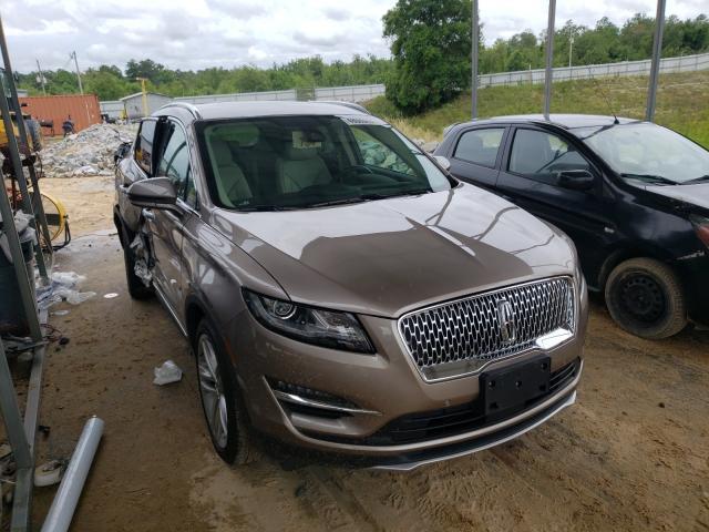 Lincoln Vehiculos salvage en venta: 2019 Lincoln MKC Reserv