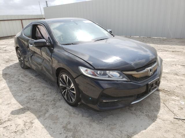 Vehiculos salvage en venta de Copart Temple, TX: 2016 Honda Accord EXL