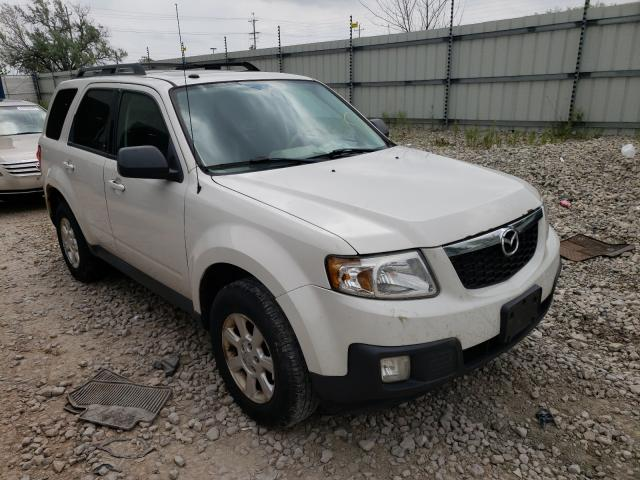 Salvage cars for sale from Copart Appleton, WI: 2010 Mazda Tribute I