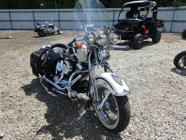 Harley-Davidson Flsts salvage cars for sale: 1997 Harley-Davidson Flsts