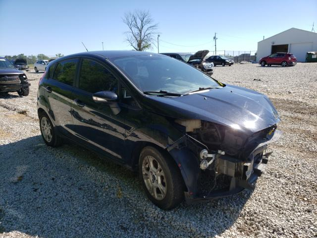 Salvage 2016 FORD FIESTA - Small image. Lot 47676291
