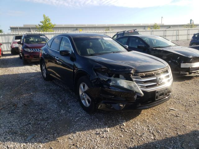 Salvage cars for sale from Copart Walton, KY: 2010 Honda Crosstour