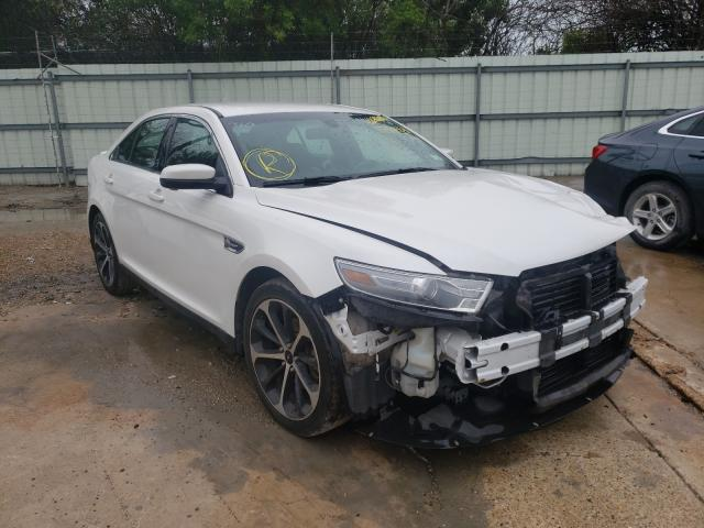 Salvage cars for sale from Copart Corpus Christi, TX: 2014 Ford Taurus SEL