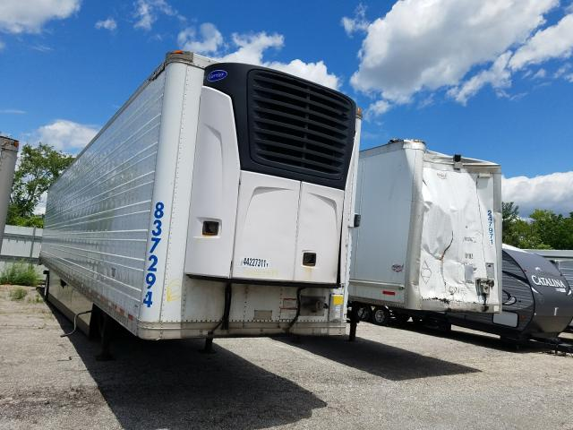 Salvage 2013 GREAT DANE TRAILER TRAILER - Small image. Lot 44227311