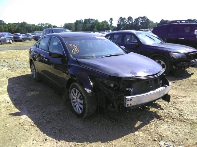 Vehiculos salvage en venta de Copart Longview, TX: 2013 Nissan Altima 2.5