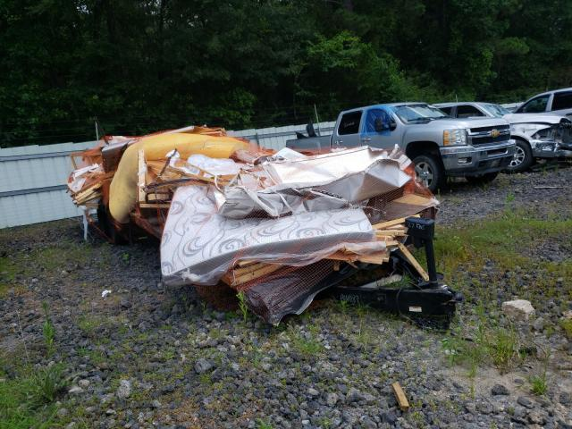 Salvage cars for sale from Copart Lufkin, TX: 2021 Silverton Camper