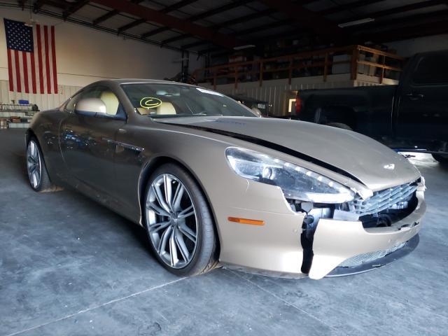 Aston Martin salvage cars for sale: 2013 Aston Martin DB9