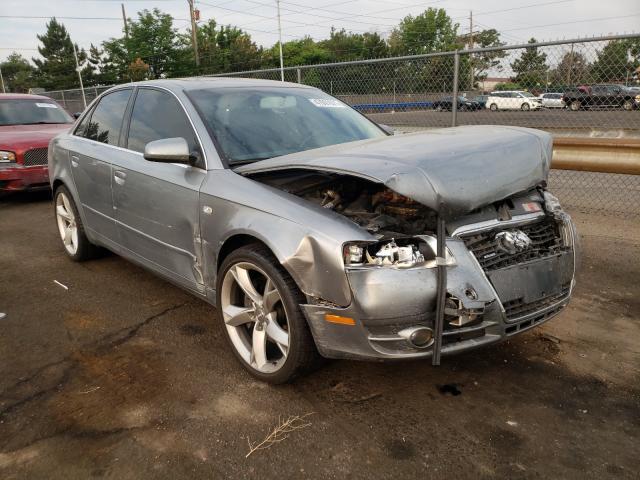 Audi salvage cars for sale: 2006 Audi A4 2.0T Quattro