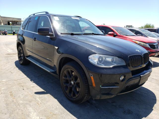Salvage cars for sale from Copart Tulsa, OK: 2013 BMW X5 XDRIVE3