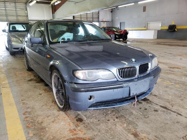 BMW Vehiculos salvage en venta: 2002 BMW 325 I