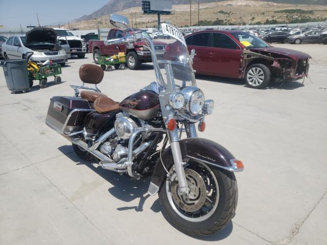Harley-Davidson salvage cars for sale: 2007 Harley-Davidson Road King