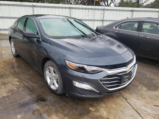 Salvage cars for sale from Copart Corpus Christi, TX: 2019 Chevrolet Malibu LS