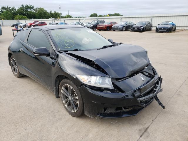 Honda CR-Z salvage cars for sale: 2014 Honda CR-Z