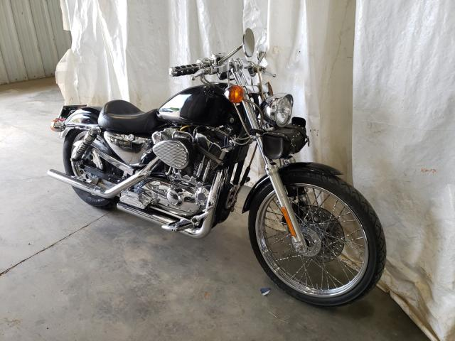 Salvage cars for sale from Copart Chatham, VA: 2000 Harley-Davidson XL883 C