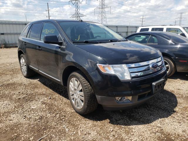 Vehiculos salvage en venta de Copart Elgin, IL: 2010 Ford Edge Limited
