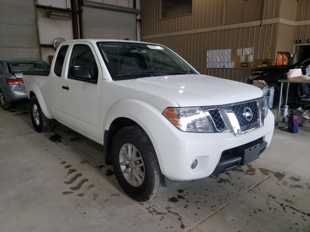 Salvage cars for sale from Copart Gainesville, GA: 2018 Nissan Frontier S