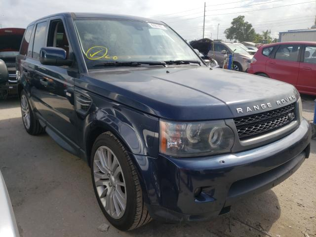 Salvage cars for sale from Copart Riverview, FL: 2011 Land Rover Range Rover