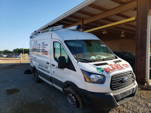 Salvage cars for sale from Copart Tanner, AL: 2019 Ford Transit T