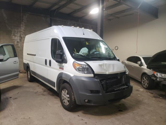 Salvage cars for sale from Copart Chalfont, PA: 2016 Dodge RAM Promaster