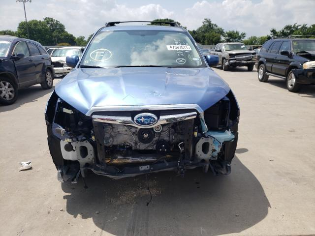2015 SUBARU FORESTER 2 JF2SJAHC1FH414622