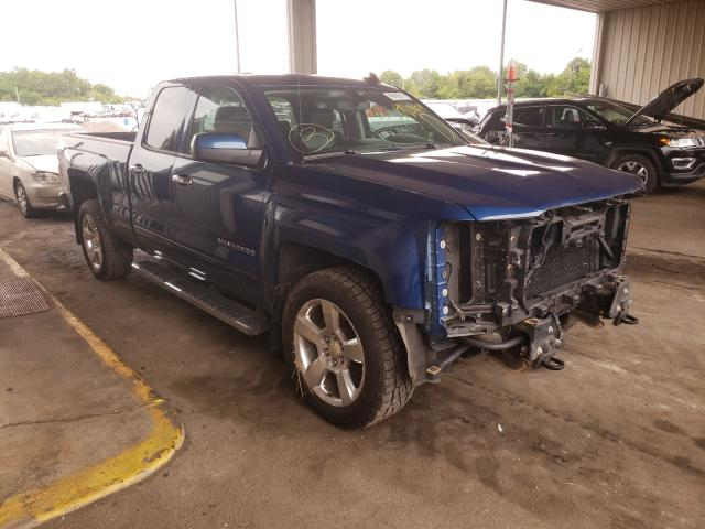 Salvage cars for sale from Copart Fort Wayne, IN: 2016 Chevrolet Silverado