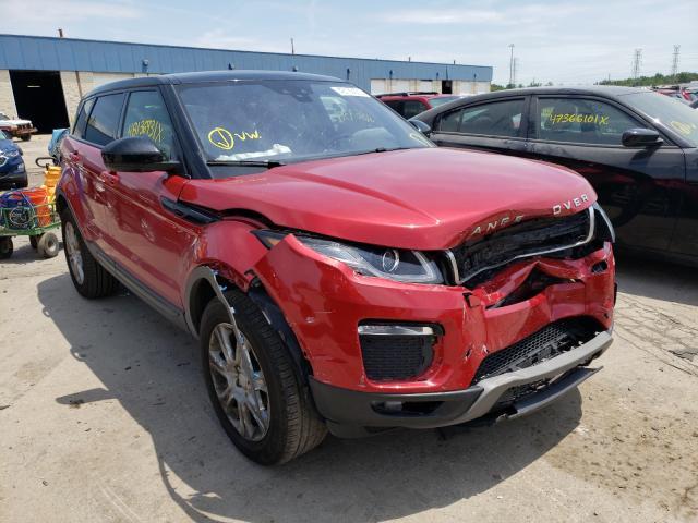 Vehiculos salvage en venta de Copart Woodhaven, MI: 2018 Land Rover Range Rover
