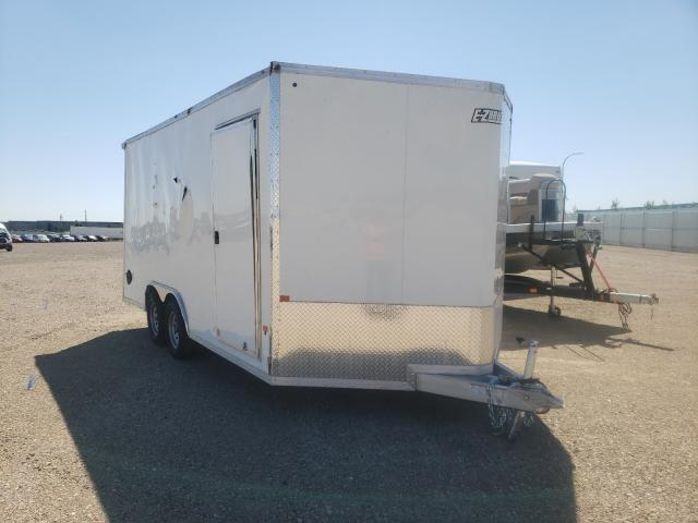 Salvage cars for sale from Copart Bismarck, ND: 2020 Ezha Trailer