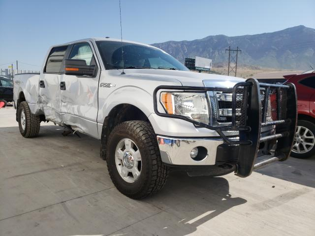 Salvage cars for sale from Copart Farr West, UT: 2013 Ford F150 Super