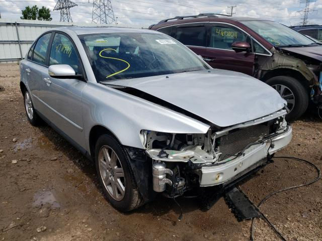 Volvo salvage cars for sale: 2006 Volvo S40 2.4I
