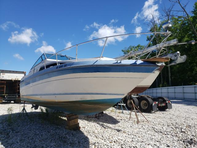 Salvage boats for sale at West Warren, MA auction: 1987 Sea Ray Boat
