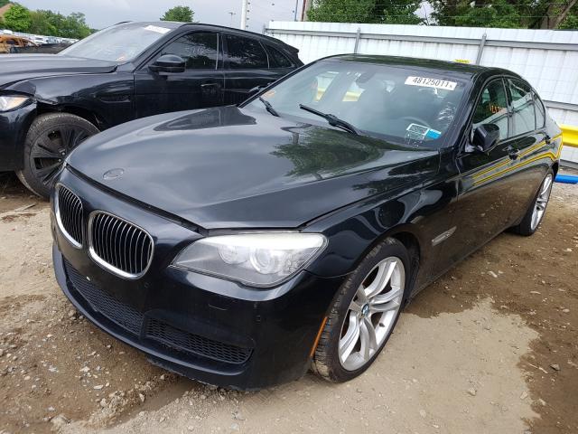 2011 BMW ALPINA B7 WBAKC6C55BC395186