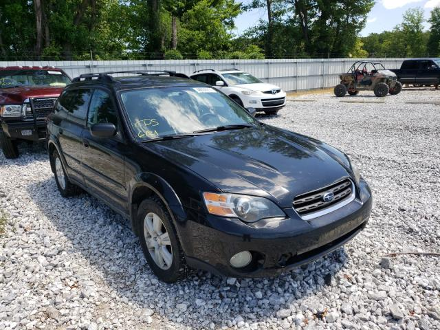 Salvage cars for sale from Copart Rogersville, MO: 2005 Subaru Legacy Outback