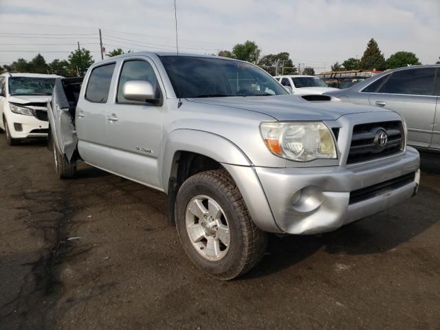 Salvage cars for sale from Copart Denver, CO: 2007 Toyota Tacoma DOU