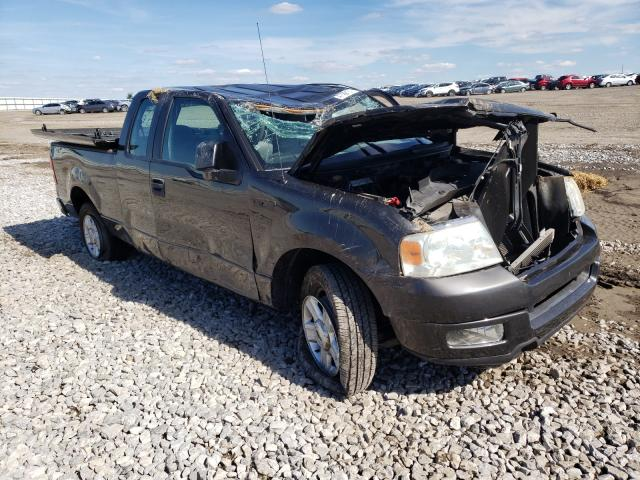 Salvage cars for sale from Copart Louisville, KY: 2005 Ford F150