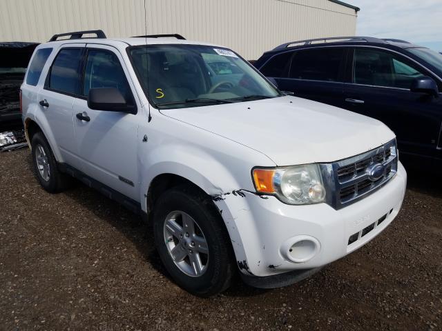 Vehiculos salvage en venta de Copart Rocky View County, AB: 2008 Ford Escape HEV
